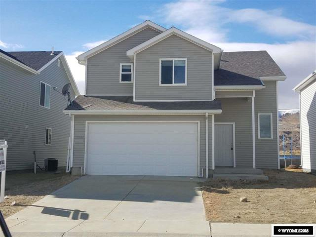 3904 Harrier Drive, Rock Springs, WY 82901 (MLS #20180712) :: Real Estate Leaders