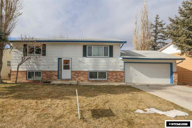2014 S Lennox Avenue, Casper, WY 82601 (MLS #20180729) :: RE/MAX The Group