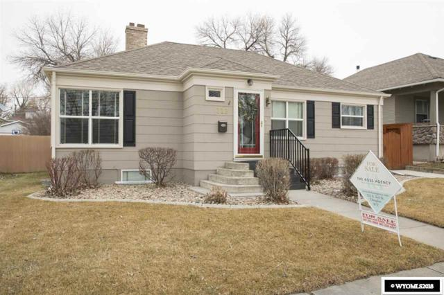 323 N 5th Street, Douglas, WY 82633 (MLS #20180735) :: Real Estate Leaders