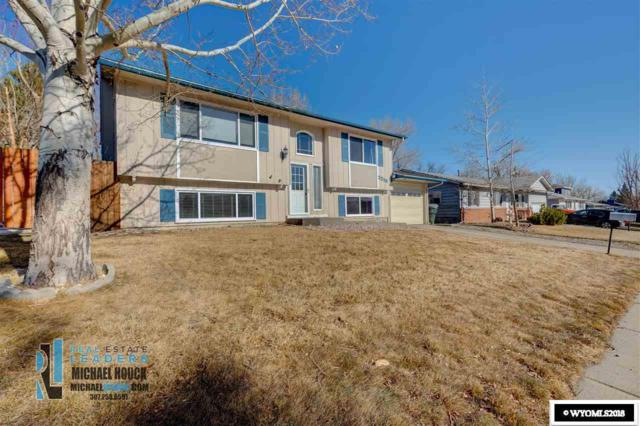 2210 Brentwood, Casper, WY 82604 (MLS #20180736) :: RE/MAX The Group