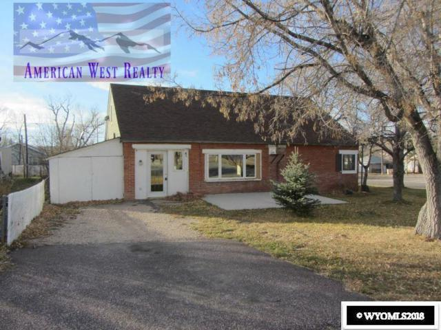318 Paige Street, Glendo, WY 82213 (MLS #20180739) :: RE/MAX The Group