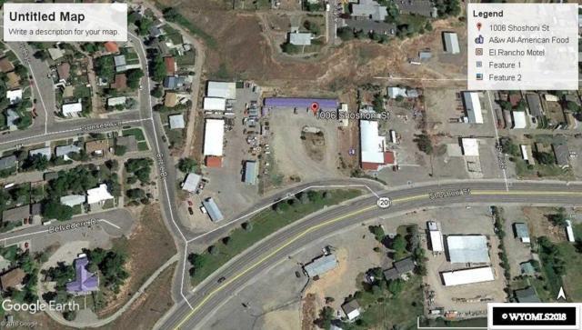 1002-1012 Shoshoni, Thermopolis, WY 82443 (MLS #20180741) :: Lisa Burridge & Associates Real Estate