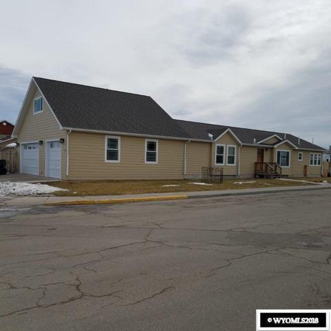620 N 8th, Lander, WY 82520 (MLS #20180759) :: Lisa Burridge & Associates Real Estate