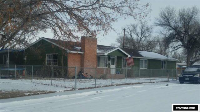 401 Rupp Avenue, Worland, WY 82401 (MLS #20180761) :: Lisa Burridge & Associates Real Estate