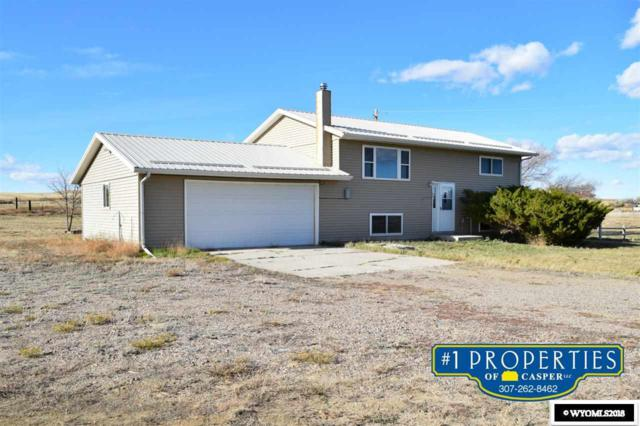 41 S Bobcat, Glenrock, WY 82637 (MLS #20180767) :: RE/MAX The Group