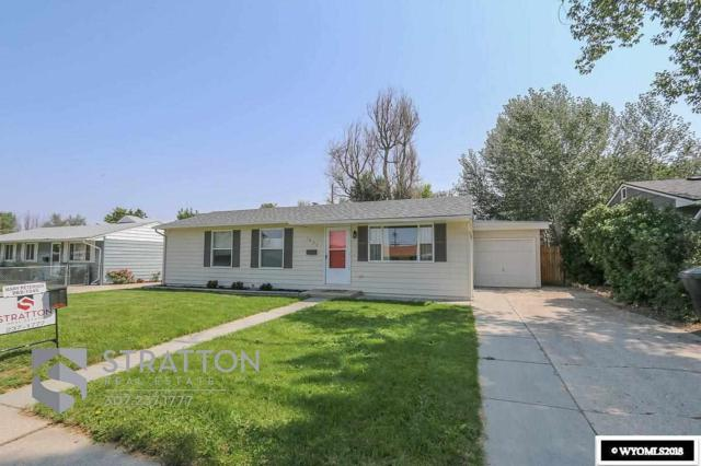 1625 Cody, Casper, WY 82604 (MLS #20180786) :: RE/MAX The Group