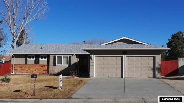 1575 Trojan Drive, Casper, WY 82609 (MLS #20180796) :: RE/MAX The Group