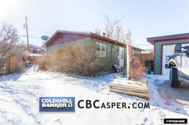 189 Honeysuckle, Casper, WY 82604 (MLS #20180799) :: RE/MAX The Group