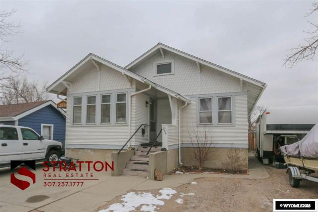 256 E F Street, Casper, WY 82601 (MLS #20180804) :: RE/MAX The Group