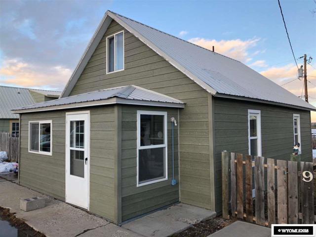 9 Lucky Lane, Lander, WY 82520 (MLS #20180809) :: Lisa Burridge & Associates Real Estate