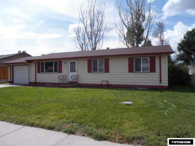 117 Jonquil, Casper, WY 82604 (MLS #20180820) :: RE/MAX The Group