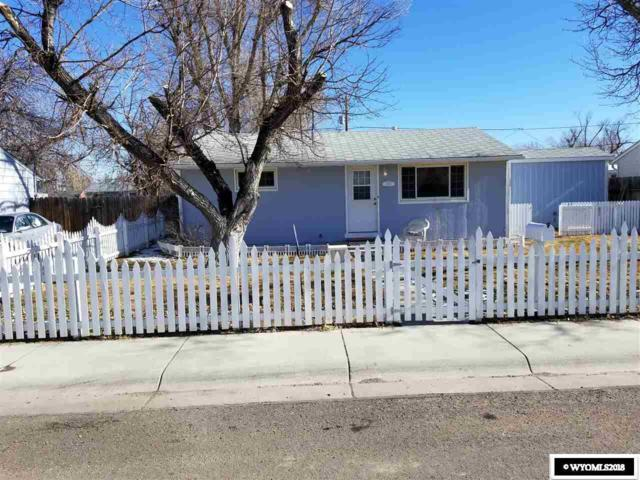 1537 Kit Carson, Casper, WY 82604 (MLS #20180825) :: RE/MAX The Group