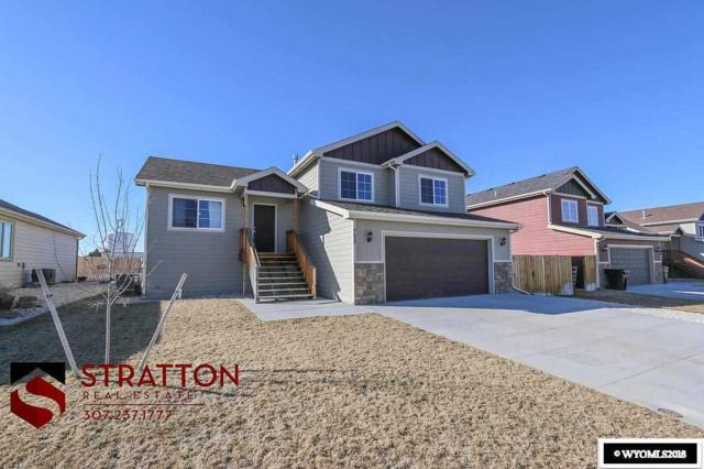 738 Whipsaw Drive, Evansville, WY 82636 (MLS #20180828) :: RE/MAX The Group