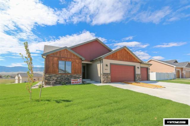 4271 Drayton Way, Casper, WY 82609 (MLS #20180838) :: Real Estate Leaders