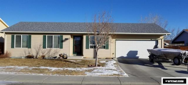 2128 Mandan Trl, Bar Nunn, WY 82601 (MLS #20180843) :: RE/MAX The Group