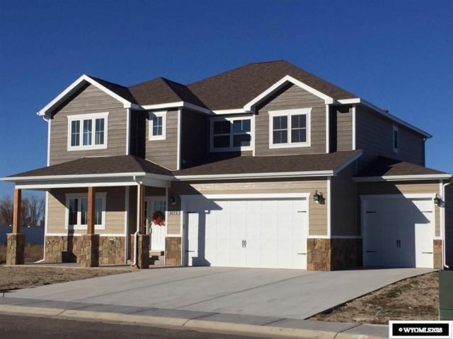 3033 Canyon Ridge Way, Worland, WY 82401 (MLS #20180862) :: Lisa Burridge & Associates Real Estate