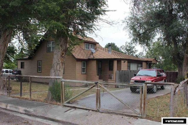 1008 15th Street, Wheatland, WY 82201 (MLS #20180871) :: Lisa Burridge & Associates Real Estate
