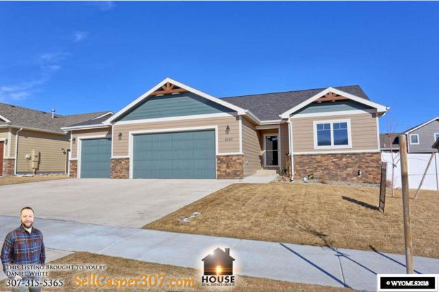 4280 Drayton Way, Casper, WY 82609 (MLS #20180873) :: Lisa Burridge & Associates Real Estate