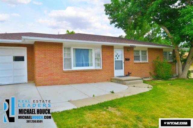 1610 W Odell, Casper, WY 82604 (MLS #20180875) :: Real Estate Leaders