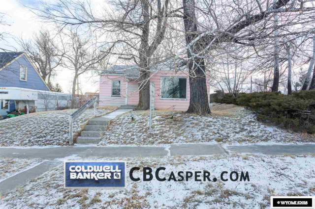 337 S Conwell, Casper, WY 82601 (MLS #20180904) :: Lisa Burridge & Associates Real Estate