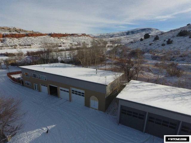 542 North Fork Road, Lander, WY 82520 (MLS #20180950) :: Lisa Burridge & Associates Real Estate