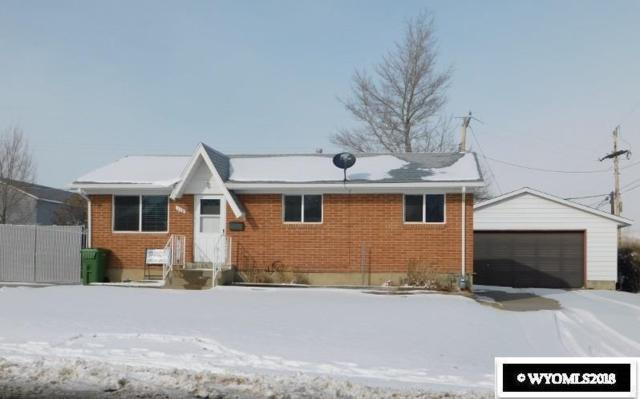 110 Evans Street, Green River, WY 82935 (MLS #20180951) :: Lisa Burridge & Associates Real Estate