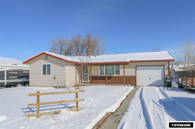 218 Overland Trail, Glenrock, WY 82637 (MLS #20180956) :: RE/MAX The Group