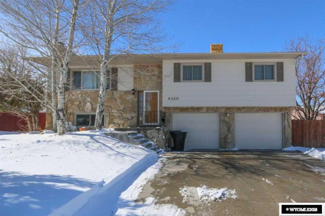 4320 Cardinal Ct, Casper, WY 82604 (MLS #20180957) :: RE/MAX The Group