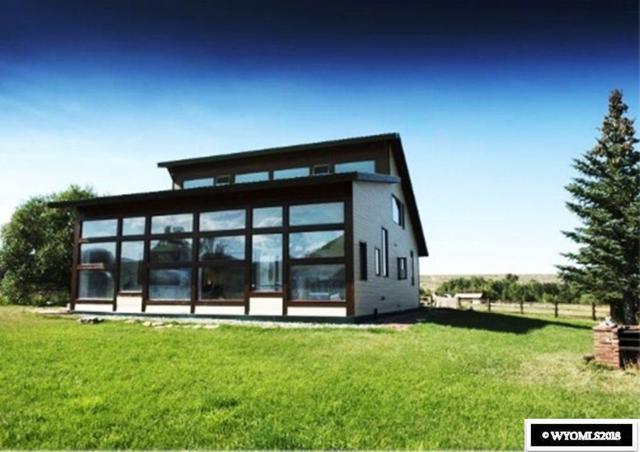 288 N Fork Road, Lander, WY 82520 (MLS #20180988) :: Lisa Burridge & Associates Real Estate