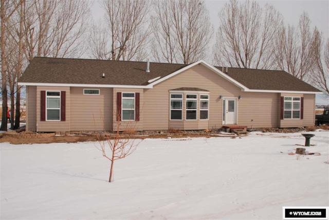 639/643 W River Roads, Worland, WY 82401 (MLS #20180993) :: Real Estate Leaders