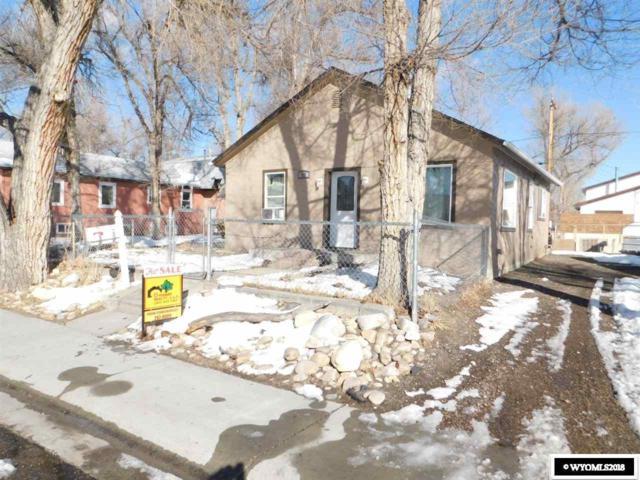 911 N Park Street, Casper, WY 82601 (MLS #20181049) :: Lisa Burridge & Associates Real Estate