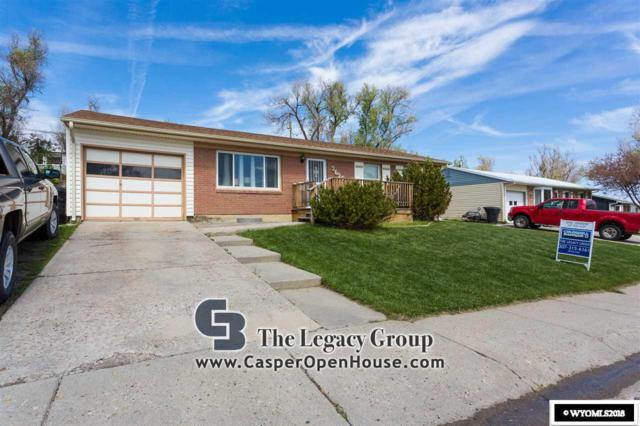 2620 Knollwood Drive, Casper, WY 82604 (MLS #20181053) :: RE/MAX The Group