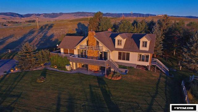 425 French Creek Road, Buffalo, WY 82834 (MLS #20181069) :: Real Estate Leaders