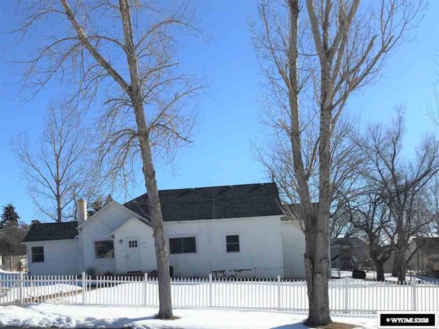 443 S Lobban, Buffalo, WY 82834 (MLS #20181109) :: Lisa Burridge & Associates Real Estate