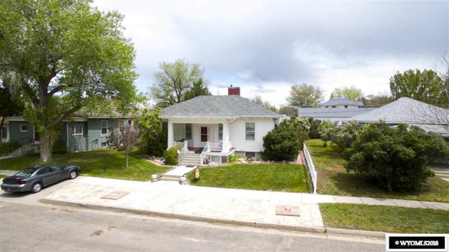 427 N 3rd, Douglas, WY 82633 (MLS #20181139) :: Real Estate Leaders
