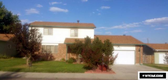 1441 S Illinois Avenue, Casper, WY 82609 (MLS #20181149) :: Lisa Burridge & Associates Real Estate