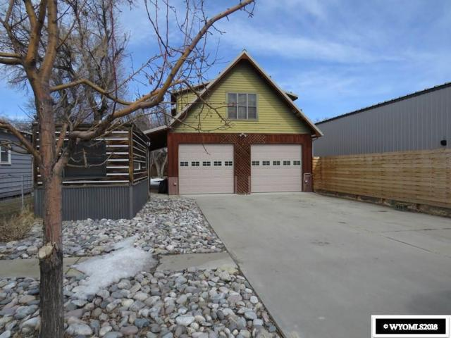 740 Lincoln Street, Lander, WY 82520 (MLS #20181168) :: Lisa Burridge & Associates Real Estate