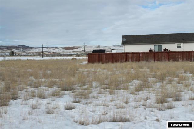Lot 2 First Avenue, La Barge, WY 83123 (MLS #20181171) :: Real Estate Leaders