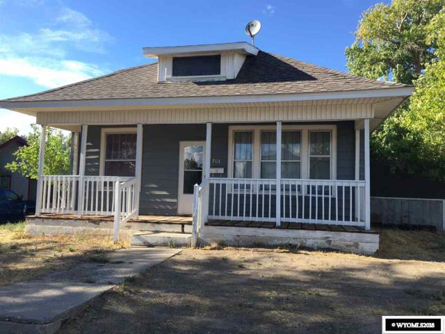701 W Pine Street, Rawlins, WY 82301 (MLS #20181183) :: Lisa Burridge & Associates Real Estate