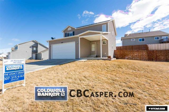 2503 Shumway, Casper, WY 82601 (MLS #20181193) :: Lisa Burridge & Associates Real Estate