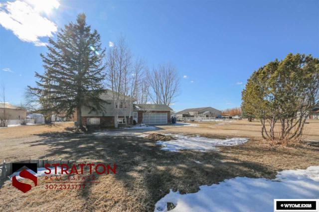 2000 Willow Creek, Casper, WY 82604 (MLS #20181208) :: RE/MAX The Group