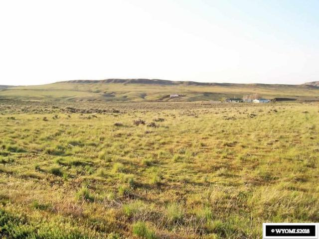Lot 46 Sage Valley Subdivision, Thermopolis, WY 82443 (MLS #20181214) :: Real Estate Leaders
