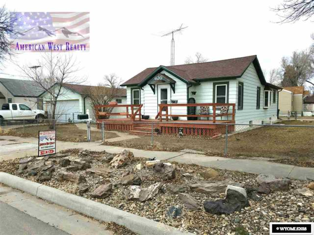 620 Birch, Douglas, WY 82633 (MLS #20181275) :: Real Estate Leaders