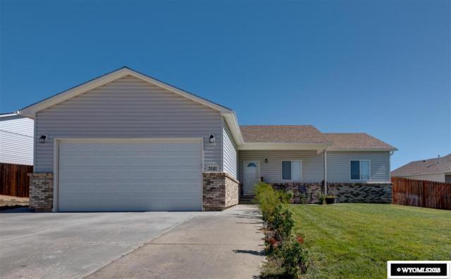 3581 Indian Scout Drive, Casper, WY 82604 (MLS #20181277) :: Lisa Burridge & Associates Real Estate