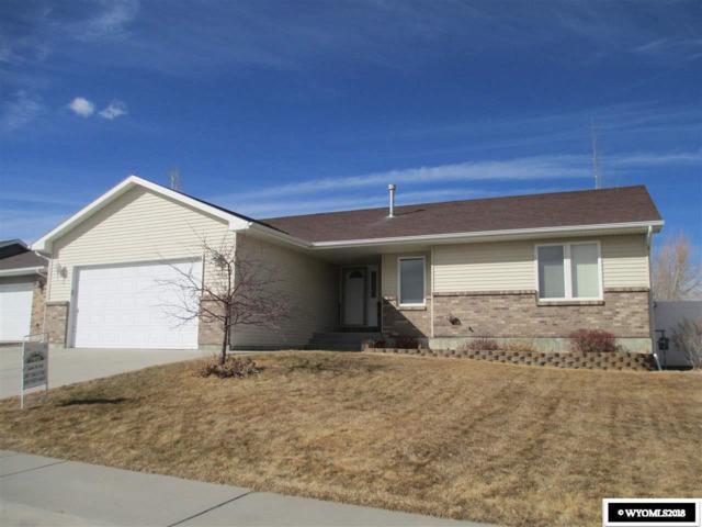 2615 Cache Valley Drive, Rock Springs, WY 82901 (MLS #20181280) :: Lisa Burridge & Associates Real Estate