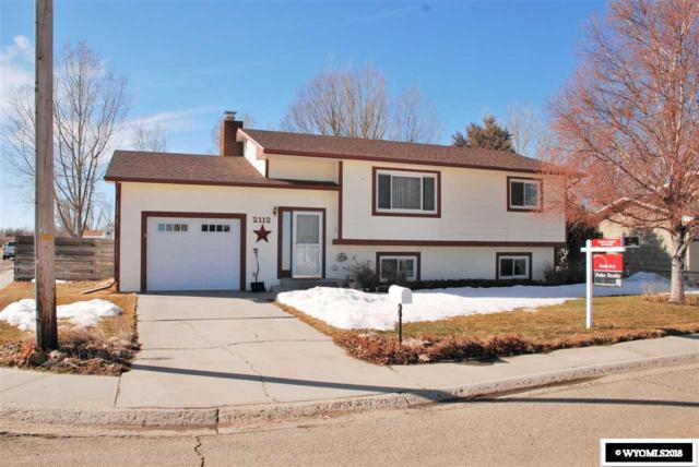 2112 Yellowstone Avenue, Worland, WY 82401 (MLS #20181284) :: Real Estate Leaders