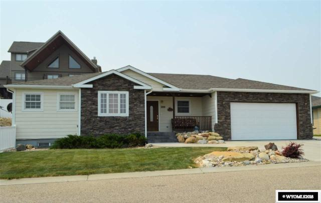 280 N Juniper, Buffalo, WY 82834 (MLS #20181286) :: Lisa Burridge & Associates Real Estate