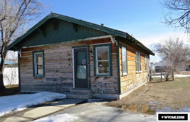 907 E Jackson Avenue, Riverton, WY 82501 (MLS #20181302) :: Lisa Burridge & Associates Real Estate