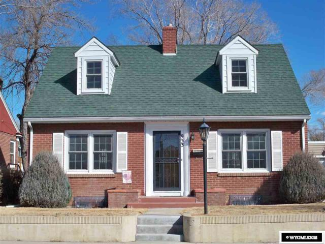 933 Lincoln Avenue, Rock Springs, WY 82901 (MLS #20181312) :: Lisa Burridge & Associates Real Estate
