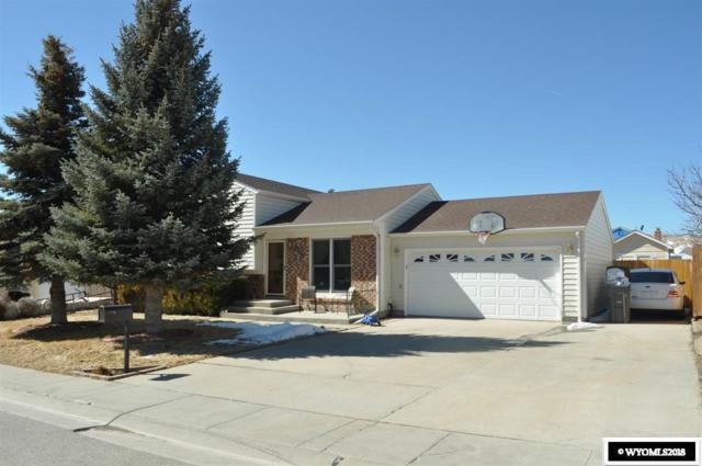 2226 Kilmary Drive, Rawlins, WY 82301 (MLS #20181336) :: Lisa Burridge & Associates Real Estate